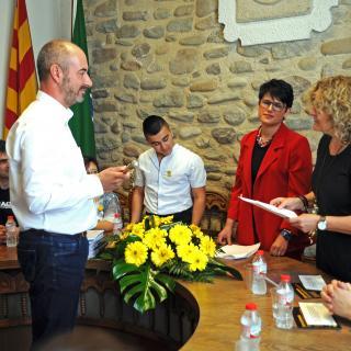 Xavier Vinyoles i Compta serà el nou Alcalde de Bescanó.