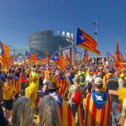 Manifestació Estrasburg