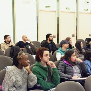 """L'Associació Dret a Morir Dignament (DMD) organitza la taula rodona """"Llei i el Dret a Morir Dignament"""" Sala de Graus de la Facultat de Dret de la Universitat de Girona"""