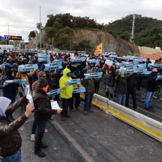 Tsunami Democràtic reclama que el govern espanyol s'assegui a parlar com a única solució al conflicte