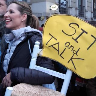 Sit & Talk