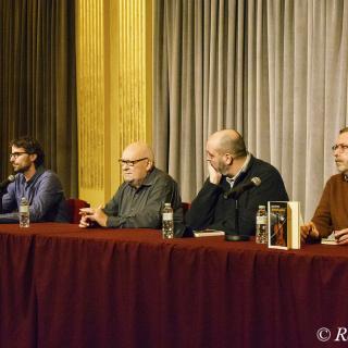 """Dilluns 9 desembre  Presentació del llibre """"Estimada papallona"""" de Joan Albareda"""