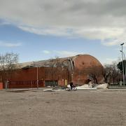 Pavelló esportiu de Sant Adrià de Besos
