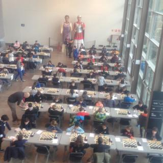 Campionat d'Edats d'Escacs 2020 fase territorial, 200 participants a Fornells de la Selva