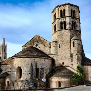 Monestir de Sant Pere de Galligants - Girona
