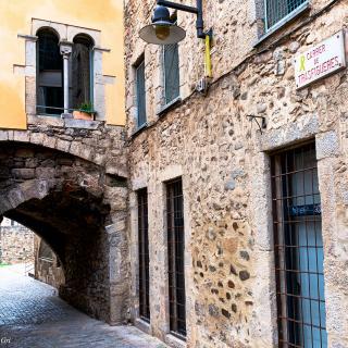 Arc de Trasfiguera - Girona