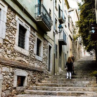 Escales de la Mare de Deu de la Pera - Girona