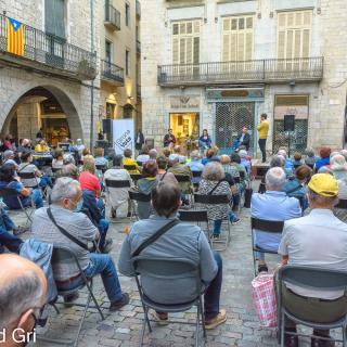 191a concentració consecutiva Debat entre La Forja, Jovent Republicà i Joventut Nacionalista de Catalunya.
