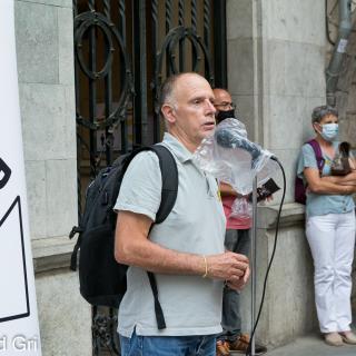 ACTE PRESENCIAL unitari dels dilluns per la llibertat dels presos polítics i el retorn en llibertat dels exiliats!   192a concentració consecutiva