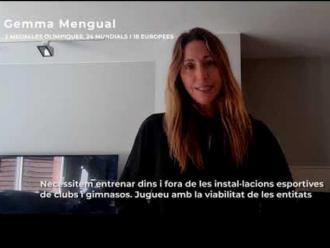 Laia Palau, Gemma Mengual, Toni Bou, Gerard López i Ferran Bassas reclamen reobrir l'esport
