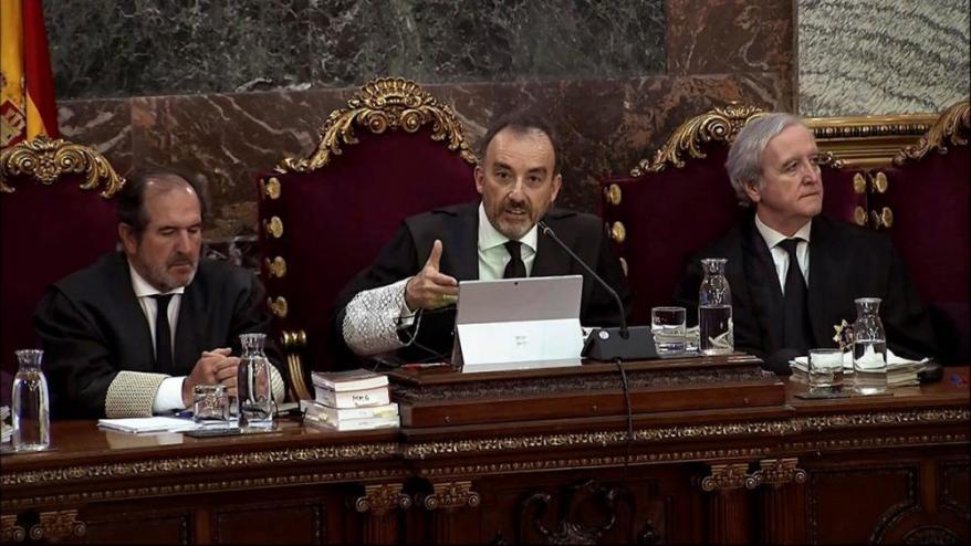 El magistrat Manuel Marchena.