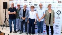 Fiti de família dels guanyadors del Premi Llibreter i del Memorial Pere Rodeja