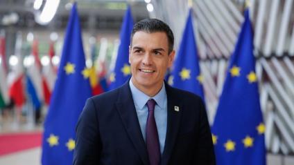 El primer ministre espanyol en funcions, Pedro Sánchez, aquest dijous a Brussel·les