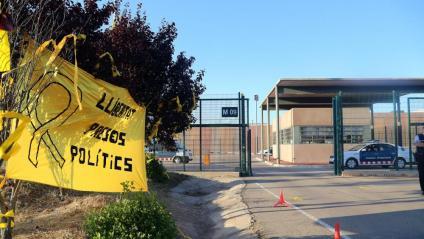 Els set presos polítics homes han sol·licitat l'ingrés a la presó de Lledoners