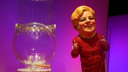 El cap gros de la Grossa, icona del sorteig de Loteries de Catalunya