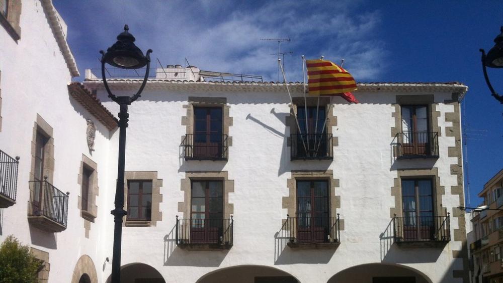 Imatge d'arxiu de l'Ajuntament d'Arenys de Mar