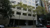 Imatge d'arxiu de la seu del departament de Treball, al carrer Sepúlveda de Barcelona
