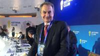 L'expresident del govern espanyol, José Luís Rodríguez Zapatero, en una imatge recent
