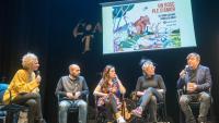 Presentació del conte de Jordi Cuixart 'Un bosc ple d'amor', aquest diumenge a Barcelona
