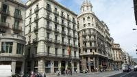 Imatge d'arxiu de la Prefectura Superior del CNP a Barcelona, a la Via Laitena