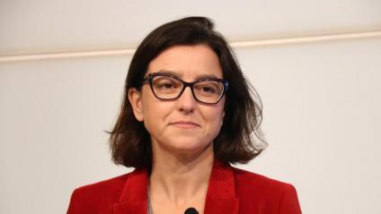 Eva Granados, portaveu del PSC al Parlament