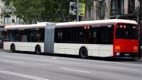 Imatge d'arxiu d'un autobús de TMB