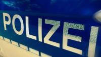 Imatge d'un cotxe patrulla de la policia de Baden Württemberg