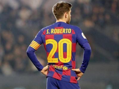 Sergi Roberto es perdrà quatre o cinc partits