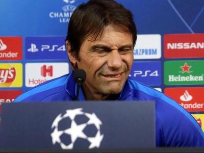 Antonio Conte, entrenador de l'Inter