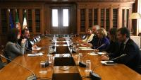 El conseller d'Exteriors, Alfred Bosch, reunit aquest dijous al Parlament portuguès amb representants del PSD