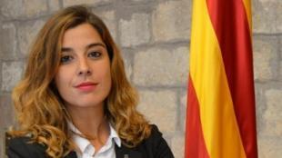 Combo d'imatges d'Elisabet Nebreda i Miquel Royo, nova secretària d'Acció Exterior i nou director d'Afers Globals, respectivament