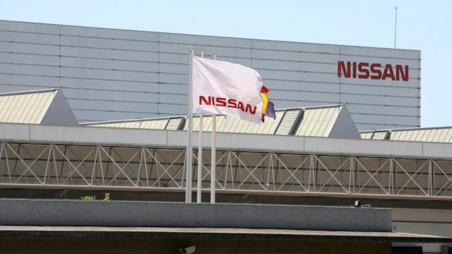 Vista de les instal·lacions de Nissan al Prat de Llobregat