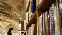 La biblioteca de Sant Pau i la Santa Creu, al Raval, serà una de les deu primeres que reobriran a Barcelona