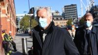El cap dels negociadors de la UE, Michel Barnier, en una imatge recent a Londres