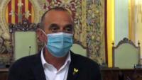 L'alcalde de Lleida, Miquel Pueyo, en una imatge recent