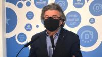 Toni Castellà, cap de llista de Demòcrates