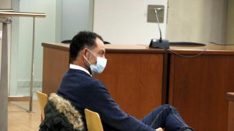 L'acusat d'abusar de joves amb discapacitats, durant el judici que se celebra a Lleida