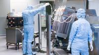 Les empreses farmacèutiques que desenvolupen vacunes són un dels potencials objectius, segons l'BKA