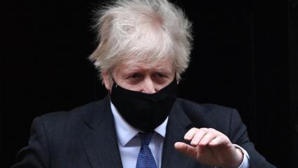 El primer ministre britànic, Boris Johnson, en una imatge recent