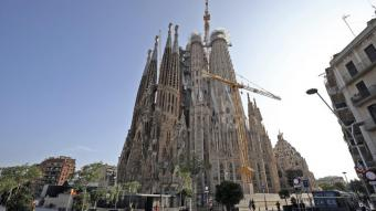 La Filharmònica de Berlín tenia previst actuar l'1 de maig a Barcelona, a la Sagrada Família