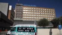 El menor accidentat va ser traslladat a l'hospital Sant Joan de Déu, on ha mort