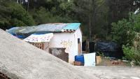 Imatge del domicili on viu el detingut, a Rubí