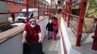 La gran majoria de les residències geriàtriques catalanes, lliures de virus