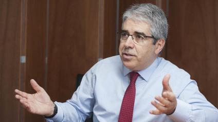 Francesc Homs, exconseller de la Generalitat
