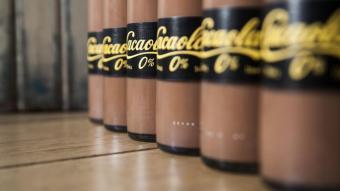Ampolles de Cacaolat 0%, a la planta de la companyia