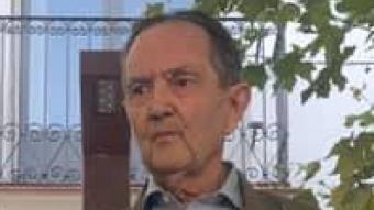 Josep Haro, exalcalde de Campdevànol