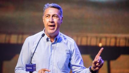 L'alcalde de Badalona, Xavier García Albiol, a la convenció del PP