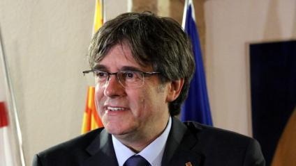 Carles Puigdemont, en una imatge recent