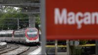 La circulació de trens està interrompuda entre Maçanet i Girona