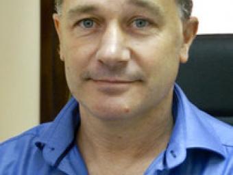 Marc Uriach, alcade de Gualba Ramon Ferrandis